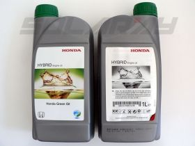 Масло Honda Green Oil (Hybrid Engine oil) 1л.