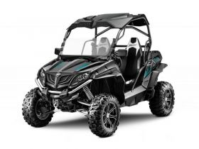 UTV Side by Side Cfmoto | Z5 Zforce 550 EX | СОЛАРЕЙ УТВ Варна